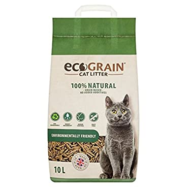 EcoGrain Cat Litter 10L