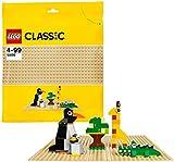 Lego Classic Sand Baseplate - 10699
