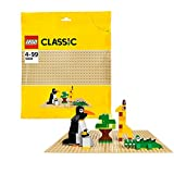 #9: Lego Sand Baseplate, Multi Color