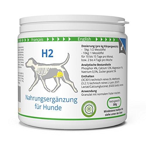 ww7 H2 - Natürliche Zucht, Welpen und Wurf Formel für Hunde 300g