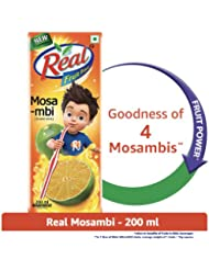 Real Fruit Power Mosambi, 200ml