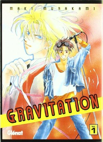 Gravitation 1 (Shojo Manga) por Maki Murakami