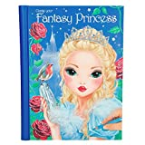 Top Model 6461 Create your Fantasy Princess Malbuch mit Stickern