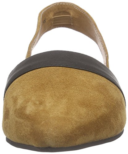 Shoe the Bear Ss16 W2, Mules Femme Marron (Brown)