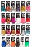 Makeup Mania Exclusive Nail Polish Set of 24 Pcs (Multicolor Set # 71, 73)