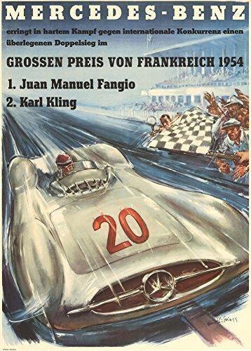 millesime-automobile-mercedes-benz-grand-prix-de-france-environ-1954-sur-format-a3-papiers-brillants