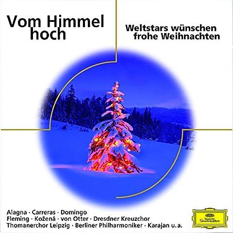 Vom Himmel Hoch - Weltstars Wünschen Frohe Weihnac (Englisch Wünsche Für Weihnachten)