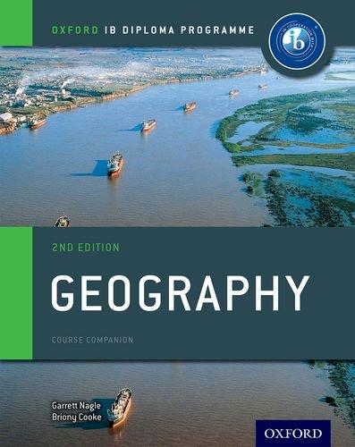 IB geography course book. Per le Scuole superiori