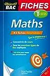 Objectif Bac Fiches D�tachables Maths...