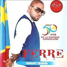 50 ans de la musique congolaise : Concert Lipanda
