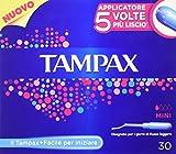 Tampax Blue Box Lites x30 - tamponi con applicatore