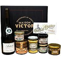 """Coffret Gourmet""""Horizon Gourmande"""" - Maison Victor depuis 1976"""