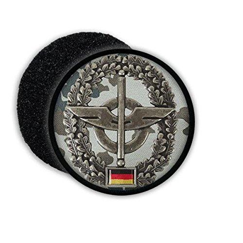 Patch BW Nachschub ISAF Logistic Barett Abzeichen Einheit Bundeswehr Aufnäher Tarnung #20885