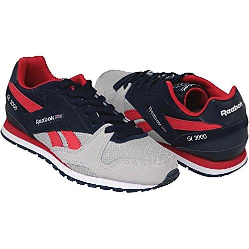 Reebok Bd2436, Sneakers trail-running mixte enfant Bleu