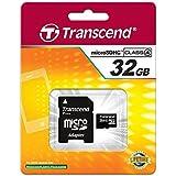 Carte mémoire pour caméscope Sony HDR-CX405 32GB Micro carte mémoire MicroSD
