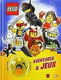 LEGO GRAND LIVRE AVENTURES ET JEUX