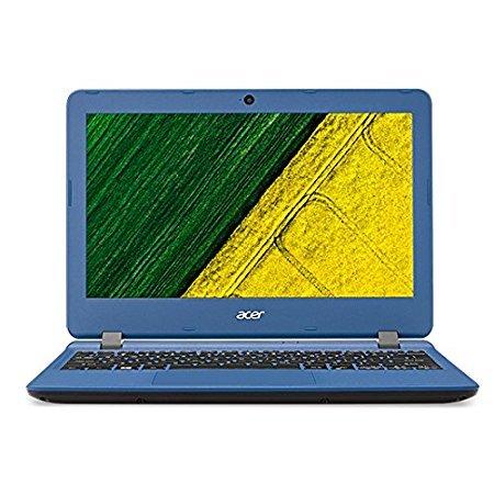 Aspire Acer Es 11 ES1-132-C8G1(Intel Celeron/2GB RAM/500GB HDD/Windows 10/11.6 Inch Denlm Blue) image