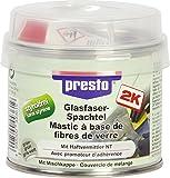 Kitt Poliéster con Fibra de Vidrio Presto - 250G