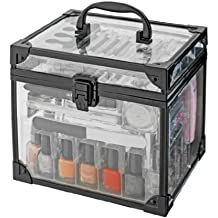 The Color Institute Even More Clearly Nail Set with Case Carry Handle & Lock by rubiesofuk