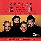 Mozart:String Quartets 18/19