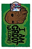 Pyramid intl - Paillasson Marvel Guardians of the Galaxy - I Am Groot 40x60cm - 5050293851556