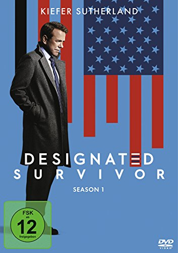 Designated Survivor - Season 1 [6 DVDs]