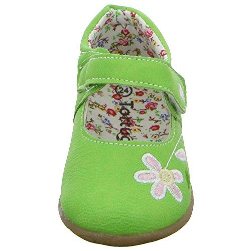 Mädchen 078 Kaltfutter grün Gs07 Babyschuhe Tortuga Grün 6wSAq5