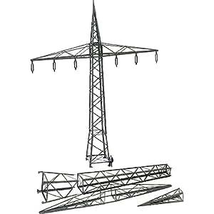 MBZ 80004 Pylône pour lignes à haute tension, voie H0