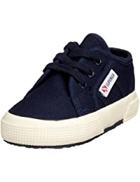 Superga 2750 Bebj Baby Classic - Zapatillas de deporte de tela para niños
