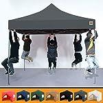 Gorilla Gazebo ® Pop Up 3x3m Heavy Duty Waterproof Commercial Grade Market Stall 4 Side Panels and Wheeled Carrybag… 24