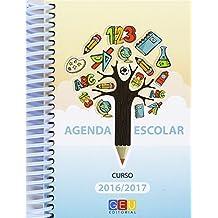 Agenda Escolar 2016/2017. Primaria Mini (Espiral) - 8436548131531