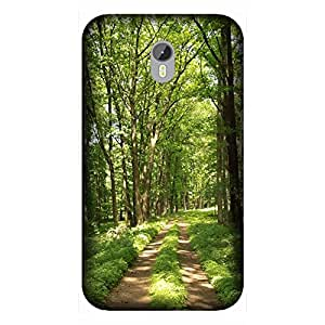 Motorola Moto G Turbo Printed Back Cover By Winchip - Multicolor
