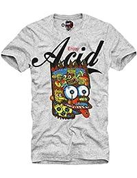 E1Syndicate T Shirt Moon Club Paris Supreme Obey Eleven Dope MDMA LSD DMT