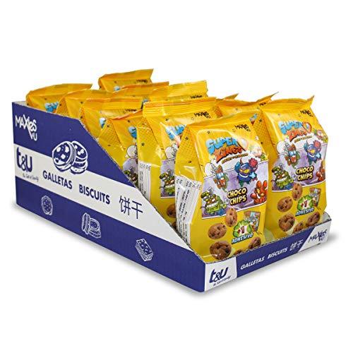 Maxies Galletas Choco Chips Con Pepitas De Chocolate 12 Unidades 100 g
