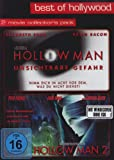 Best of Hollywood - 2 Movie Collector's Pack: Hollow Man - Unsichtbare Gefahr / Hollow Man 2 [2 DVDs]