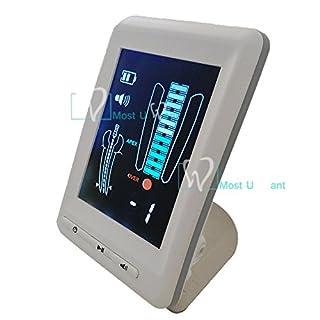 MUW Zahnarzt Endo Endodontie Wurzelkanal Meter Apex Locator Finder Großes LCD Neu CE