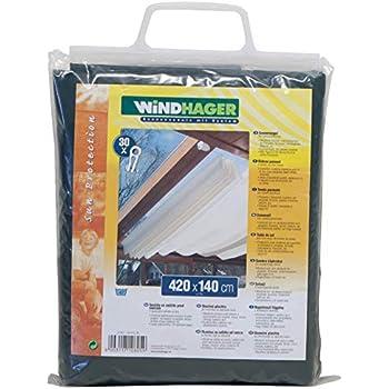Amazon.de: Windhager Sonnensegel für Seilspanntechnik