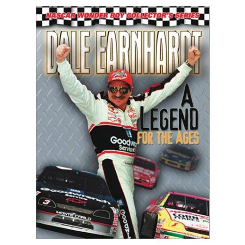 Dale Earnhardt: A Legend for the Ages (NASCAR Wonder Boy Collector's (Hardcover)) por Bob Moore