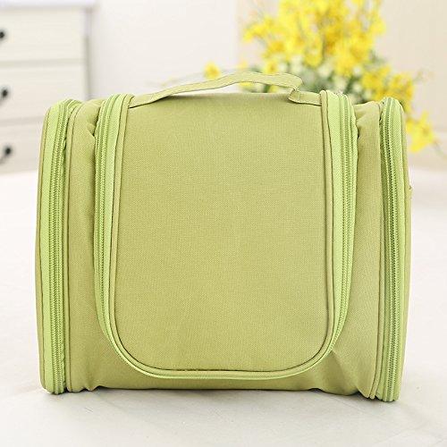 LULAN Travel portatile borsa cosmetica cosmetico donna borse da viaggio impermeabile il sacco di lavaggio gli uomini e i materiali di consumo24*12*21