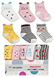 Best Gifts For A 2 Year Olds - Baby Socks For Toddler Girls With Non Skid Review