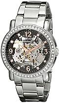 Stuhrling Original Damen-Armbanduhr Analog Automatik Edelstahl 531L.111154