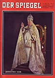 Der Spiegel Nr. 24/1963 12.06.1963 Johannes XXIII -