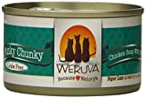 Best Weruva Cat Foods - Weruva Cat Food, Funky Chunky Chicken Soup, 3-Ounce Review