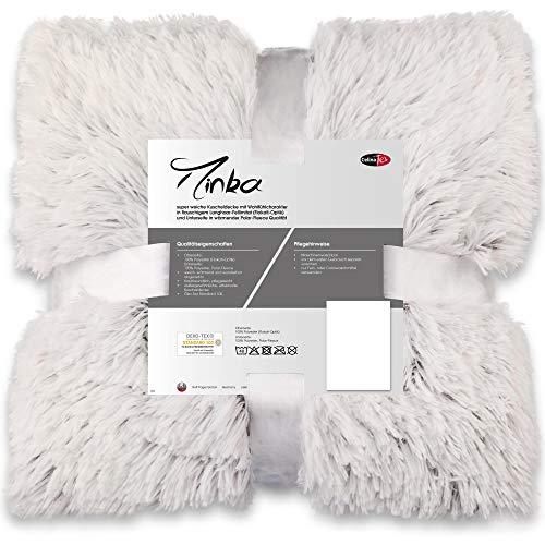 Celinatex Minka Manta Suave Efecto Pelo 150 x 200