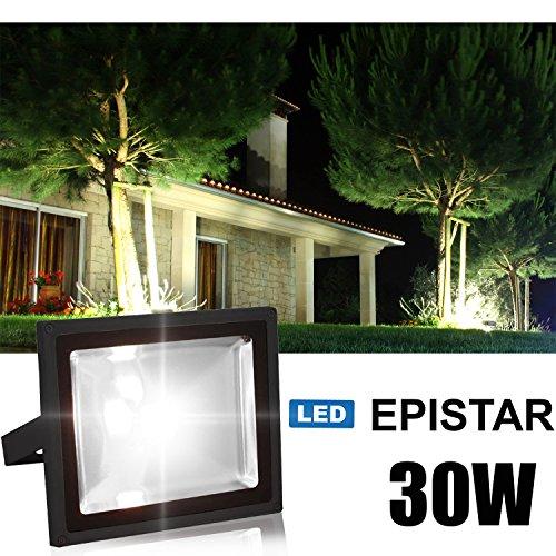 Eclairage d'extérieur économique étanche 30W Grand angle à LED Epistar