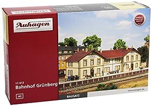 Auhagen Edificio ferroviario de modelismo ferroviario escala 1:72