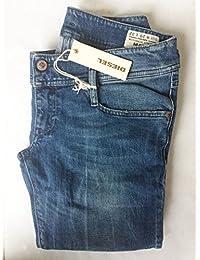 DIESEL jeans femme MATIC 0883A STRETCH SLIM TAPERED W29L34