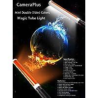 CameraPlus CP-MTLII - Tubo Magic Light Sorgente luminosa LED per la macchina fotografica - All-in-One Solution per la fotografia e videografia
