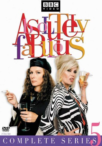 Absolutely Fabulous Plakat Movie Poster (11 x 17 Inches - 28cm x 44cm) (2001) B
