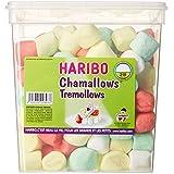 Haribo Bonbon Gelifie Chamallows Tremollows x 210 Pieces 1,050 kg